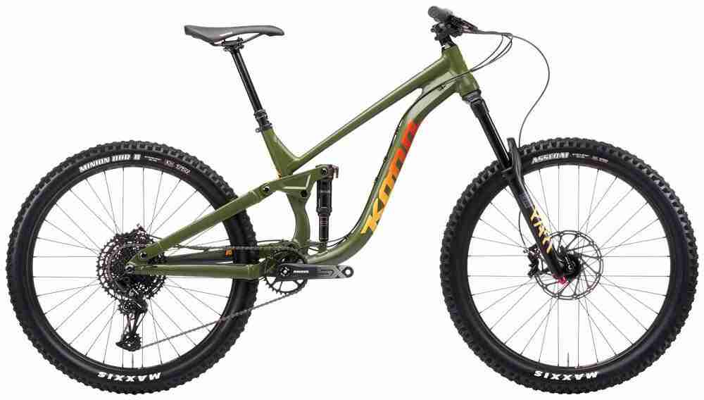 Kona Process // Discover the best mountain bike brands including and Learn the pros and cons of each brand, popular bike models, prices, and more.