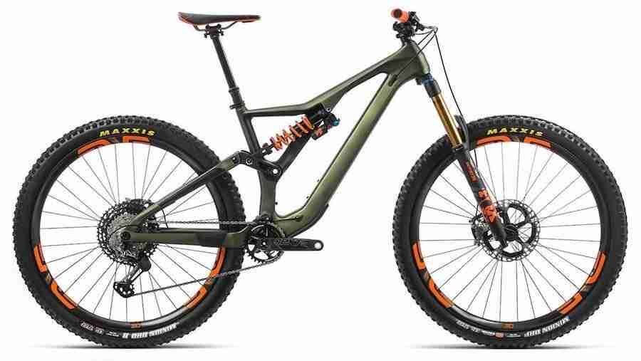 Orbea Rallon // Discover the best mountain bike brands including and Learn the pros and cons of each brand, popular bike models, prices, and more.