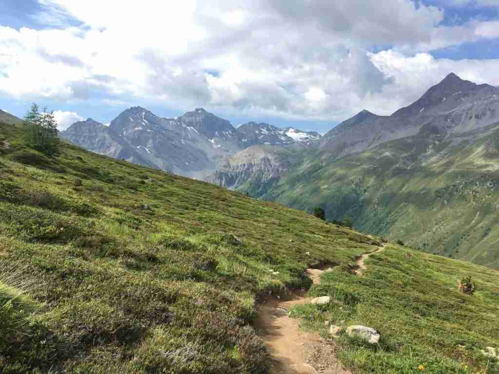 Alps Epic // Ride the best mountain biking routes around the world with this complete IMBA Epics list from epic backcountry rides to scenic mountain loops