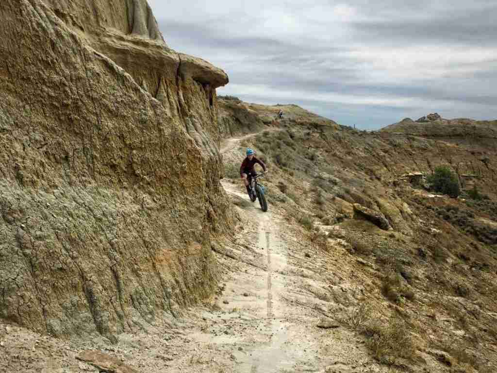 Maah Daah Hey // Ride the best mountain biking routes around the world with this complete IMBA Epics list from epic backcountry rides to scenic mountain loops