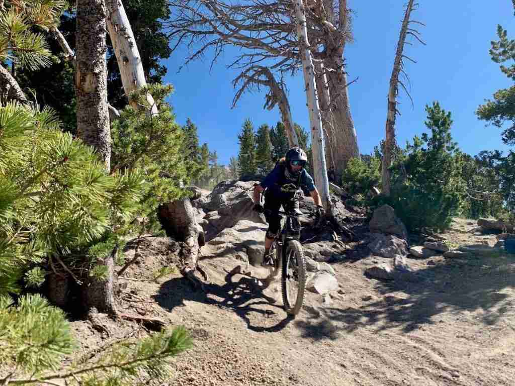 Learn from an ER doctor about the most common mountain biking injuries and what you can do to prevent injury on the trail.