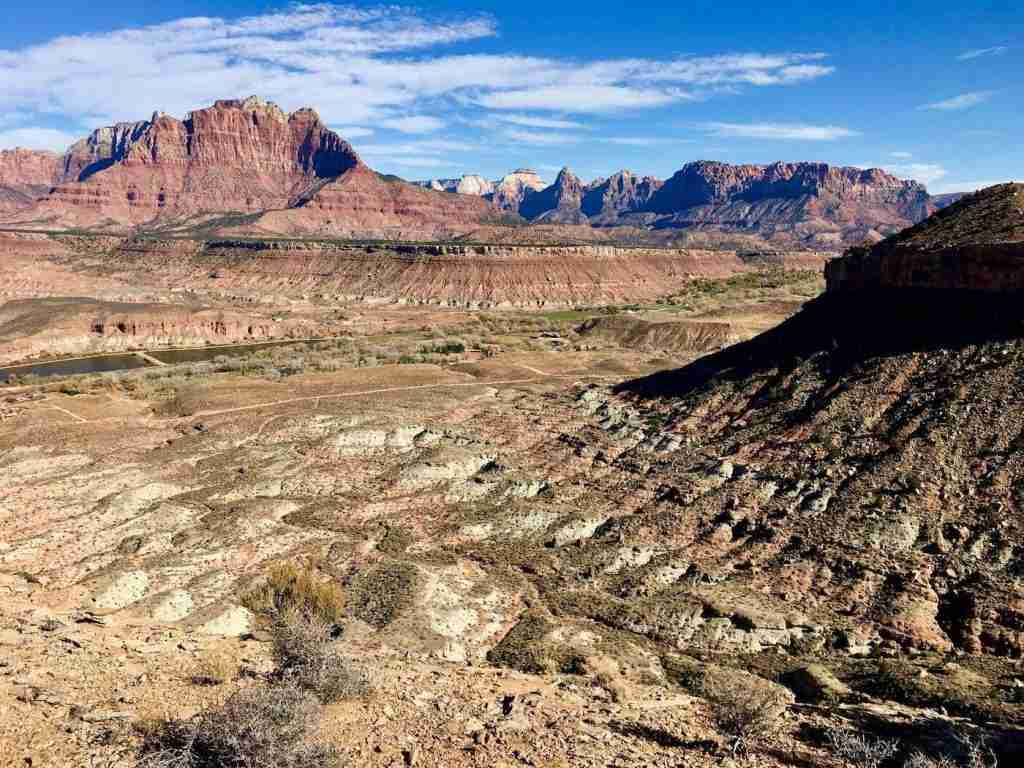 Hurricane Cliffs Rim Loop // Ride the best mountain biking routes around the world with this complete IMBA Epics list from epic backcountry rides to scenic mountain loops