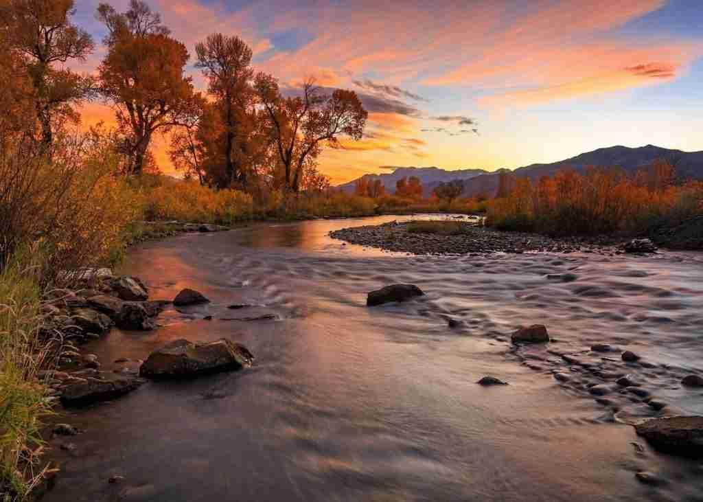 Provo River Parkway // Wondering where to bike in Utah? In this post, I've rounded up the best Utah bike trails for bikepackers, mountain bikers, & cyclists.