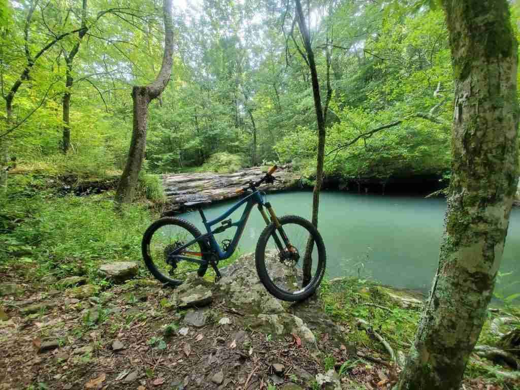Upper Buffalo Headwaters // Ride the best mountain biking routes around the world with this complete IMBA Epics list from epic backcountry rides to scenic mountain loops